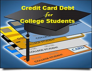 College Student Credit Card Debt