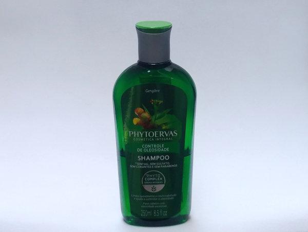 Dica para Cabelos Oleosos: Shampoo Phytoervas Gengibre [Resenha]