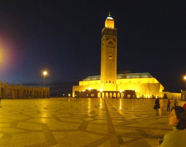 Hassan-II.-Moschee, Casablanca