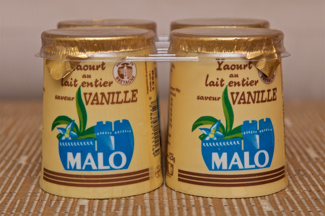 Yaourt au Lait Entier Vanille Malo - Yaourt - Bretagne - Vanille