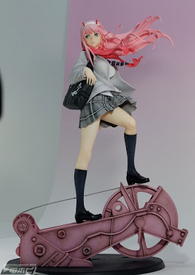Zero Two 1/7 de Darling in the FranXX en pre-order