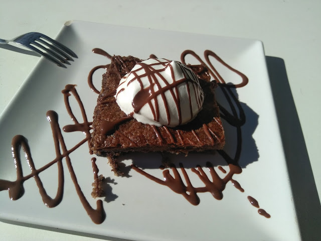 El Ramallar brownie