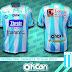 Ohcan lança as novas camisas do Racing de Córdoba