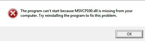 msvcp100.dll download 64bit