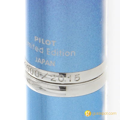 Pilot Vanishing Point 2015 Twilight Limited Edition Fountain Pen - Sneak Peek