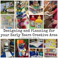 Planning your Early Years Classroom
