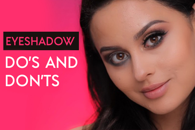 Eyeshadow Do's and Don'ts: Makeup VIDEO Tutorial