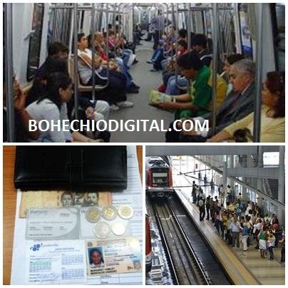 ¿Que ocurre cuando un usuario pierde algo en el Metro de Santo Domingo?