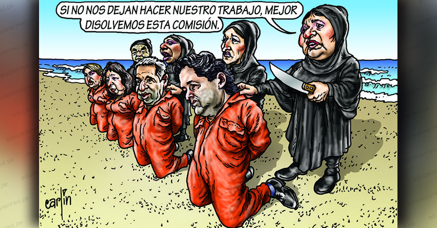 Carlincaturas Viernes 14 Junio 2019 - La República