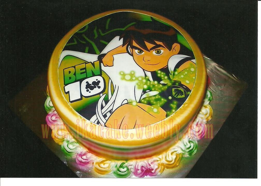 Kue Ulang Tahun Edible K 021 Kue Ulang Tahun