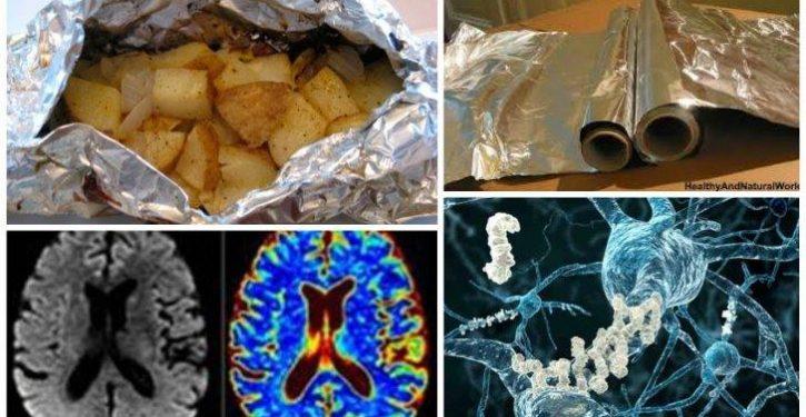 University Professor Warns About Aluminum Foil