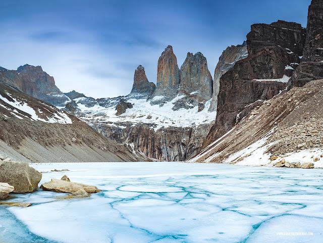 Torres del Paine, Chile, Ignacio Izquierdo de Crónicas de una Cámara