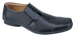 Sepatu Kerja Pria Model Bertali RRU 007