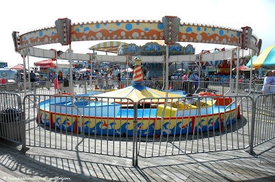 Morey's Piers and Beachfront Water Parks in Wildwood New Jersey