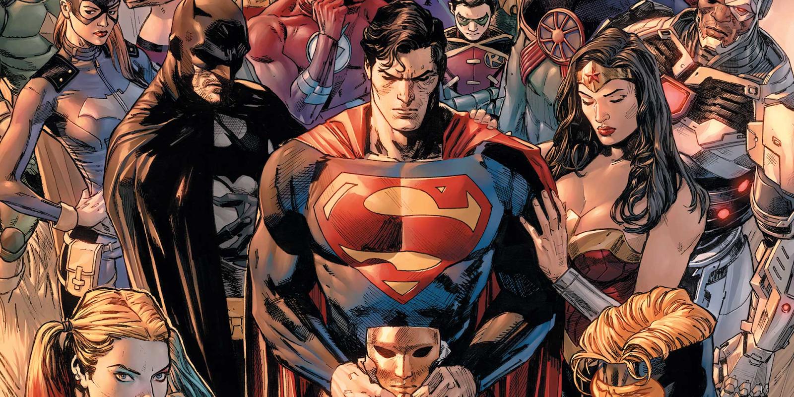 Kimler Öldü?- Heroes In Crisis #1 İnceleme - Geek Ekranı