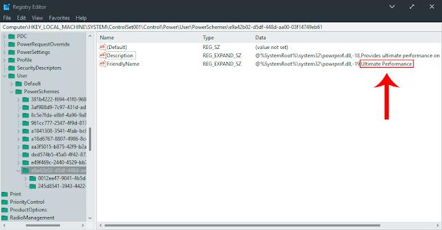 Mantap!!! Mode Ultimate Performance Kini Hadir Di Windows 10, Begini Cara Mengaktifkannya