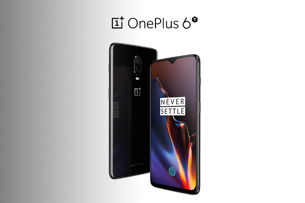 OnePlus 6T announced with 6.41-inch 2K AMOLED display, In-display Fingerprint sensor, Snapdragon 845 and 8GB RAM