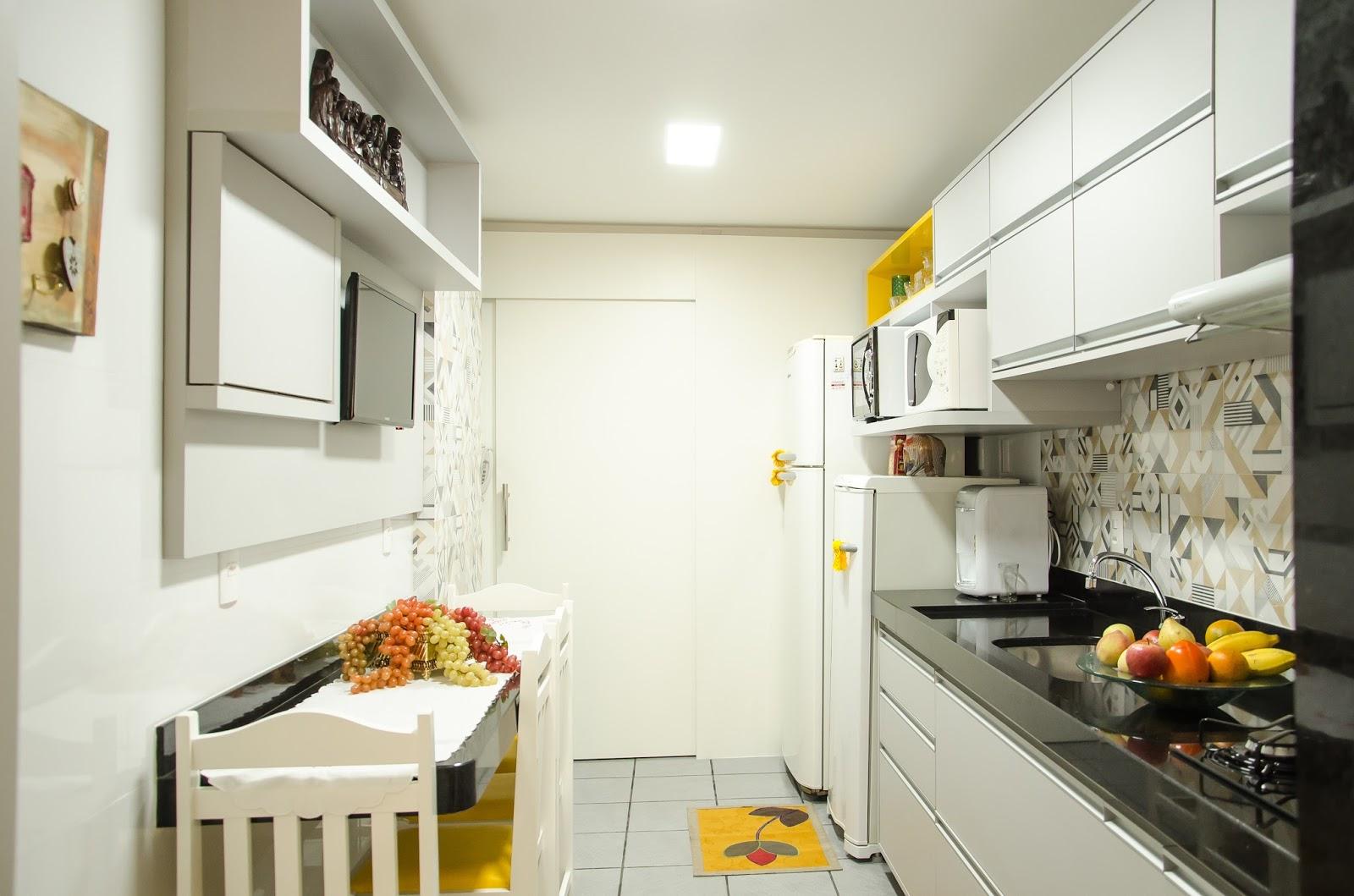 Cozinha Planejada Cinza Latest Cozinha Modulada Amadeirada E