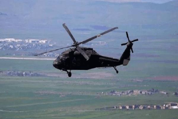 Helikopter AS Kepergok Evakuasi Sejumlah Teroris ISIS dari Suriah