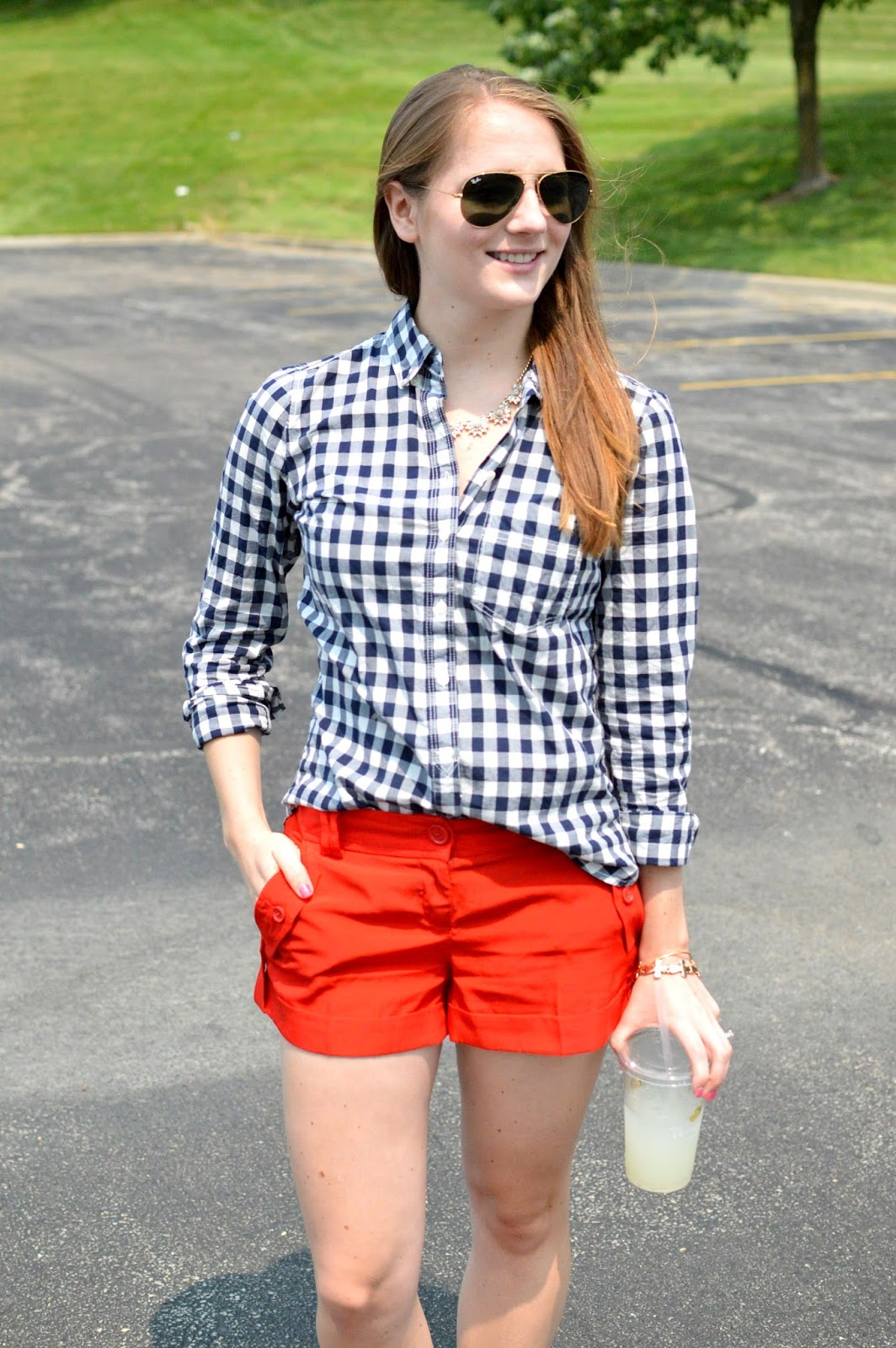 A Memory Of Us: Fourth Of July Outfit Inspo