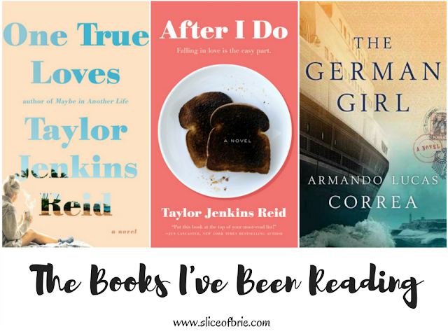 Adult Fiction Book Reviews via A Slice of Brie