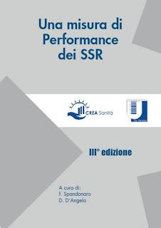 SSR e performance: il rapporto di CREA Sanità