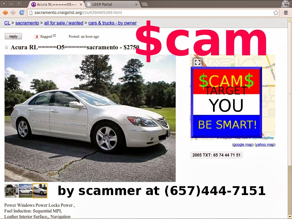 Scam Ebay Motors Scam Scam And Phishbusters - oc
