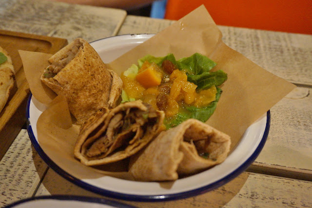 Turtle Bay Christmas Menu Leeds