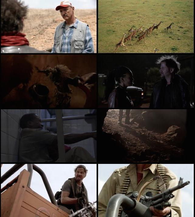 Tremors 5 Bloodlines 2015 BluRay 720p 700MB