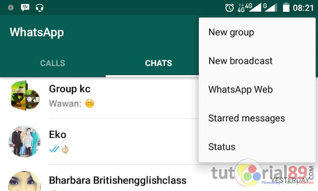 Cara menggunakan whatsApp pada computer