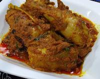 Resep Membuat Rendang Ayam Minang Kasturi