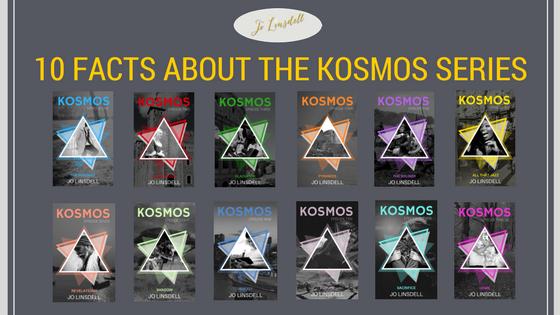 关于KOSMOS系列的10个事实