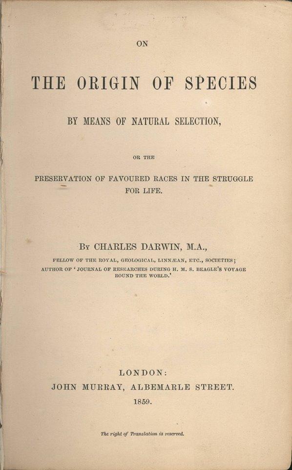 Charles Darwin,