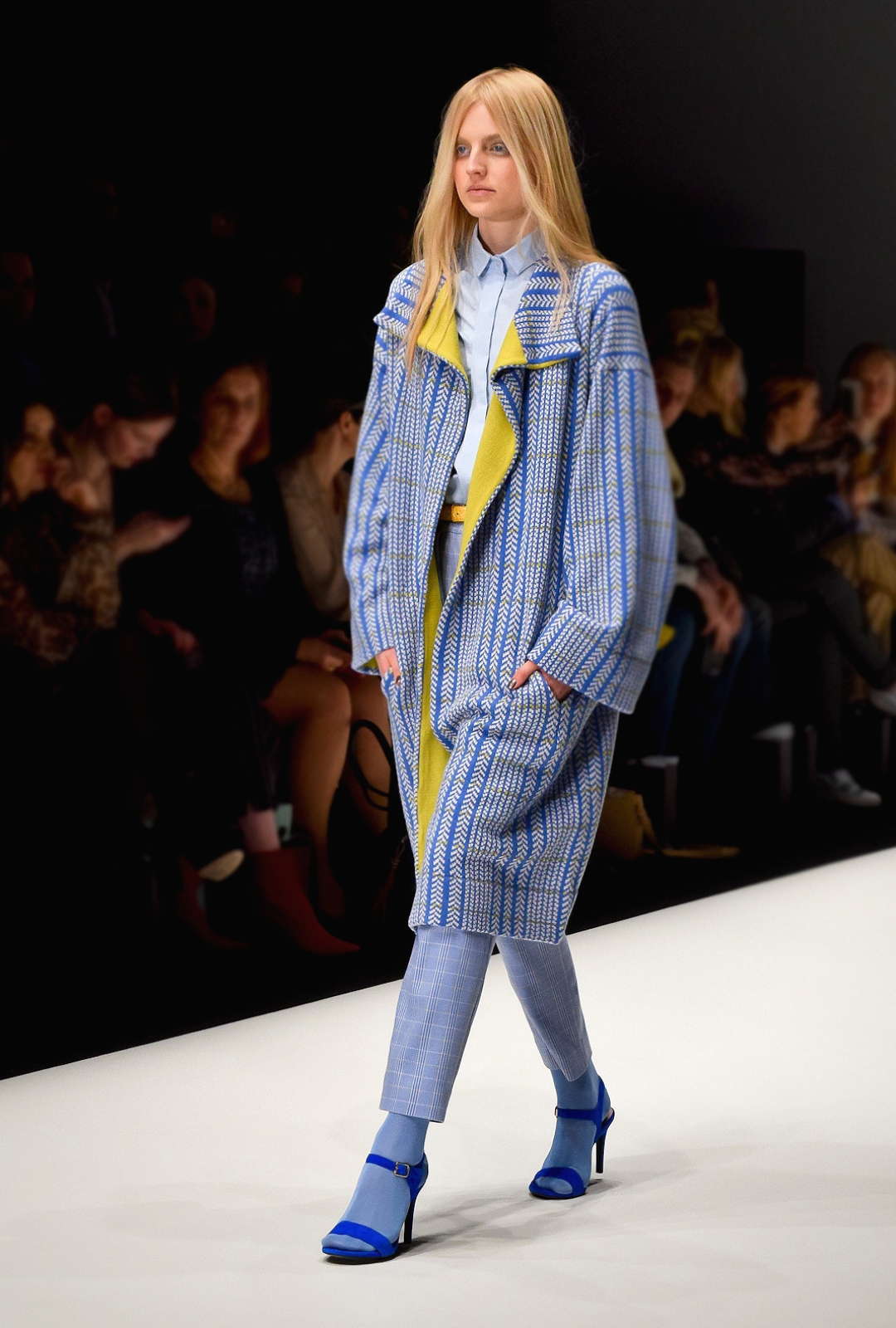 Fashion Week Berlin Januar 2019 / Danny Reinke / Herbst Winter Kollektion 2019/2020