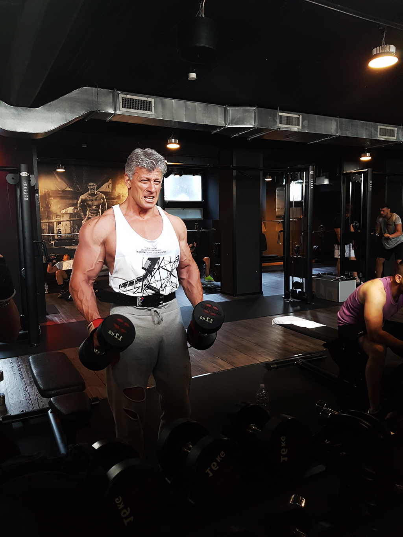 Personal trainer mcfit
