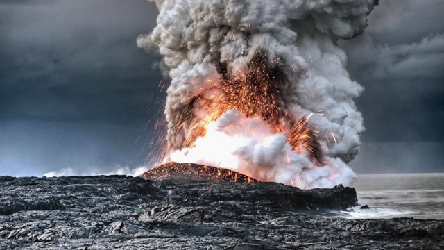 Geologi ESDM Perlu Teliti Temuan Gunung Api Raksasa Bawah Laut Sumatera