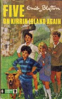Download free ebook Famous Five 06 - Five On Kirrin Island Again By Enid Blyton pdf