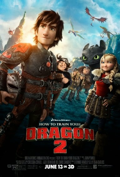 How to Train Your Dragon 2 (2014) 720p WEB-DL
