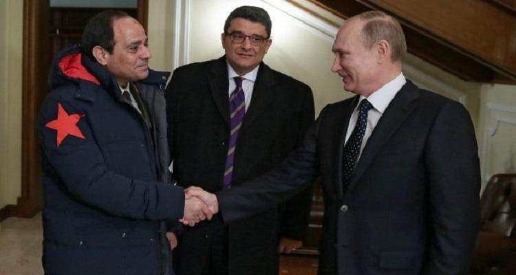 مصر تقدم تعازيها لـروسيا بعد سقوط طائرة فلاي دبي على أراضيها