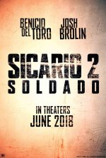Film Sicario 2: Soldado 2018