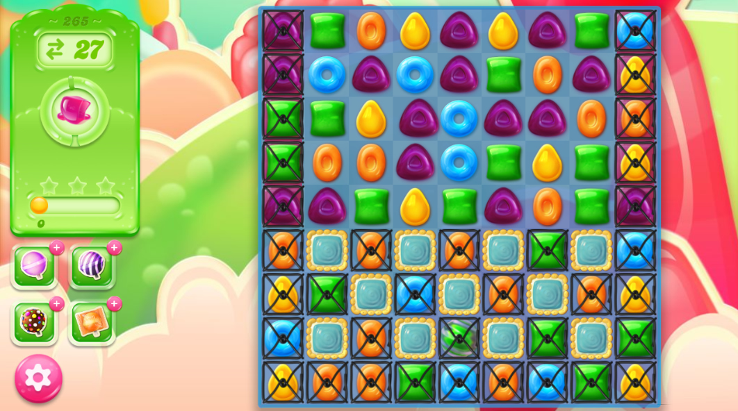 Candy Crush Jelly Saga 265