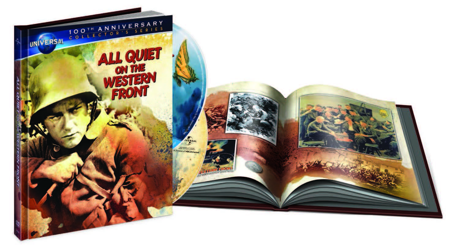 Universal 100th Anniversary Collection Reissues Series - BLU RAY and DVD -  A List For 2012.