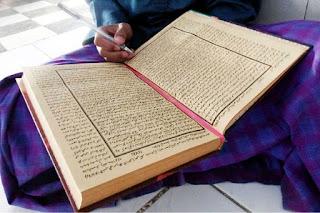 Kajian Parateks dan Kultur Manuskrip Nusantara