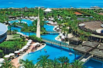 Un hotel para tus vacaciones