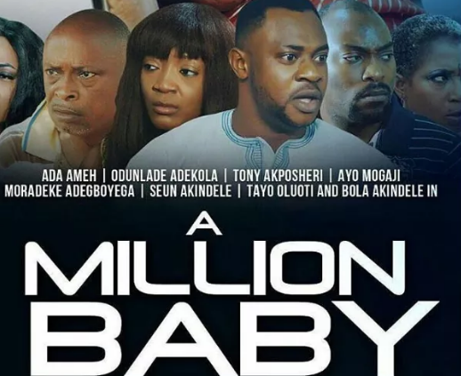 watch a million baby nollywood movie