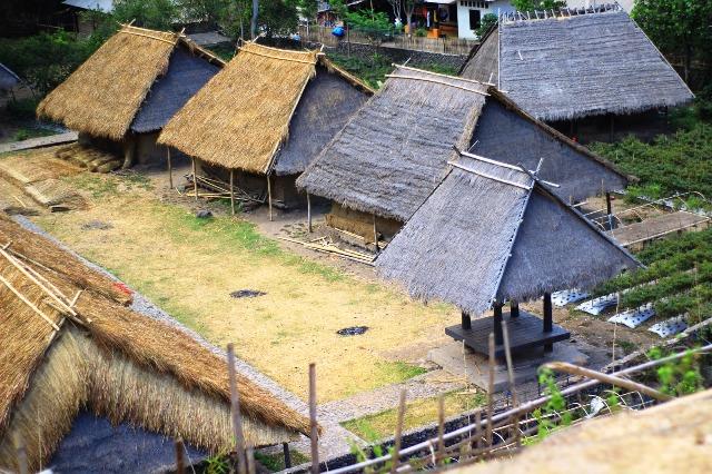 Desa Beleq, Lombok