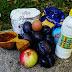 Leśna Kuchnia cz. 52 - Placki z owocami