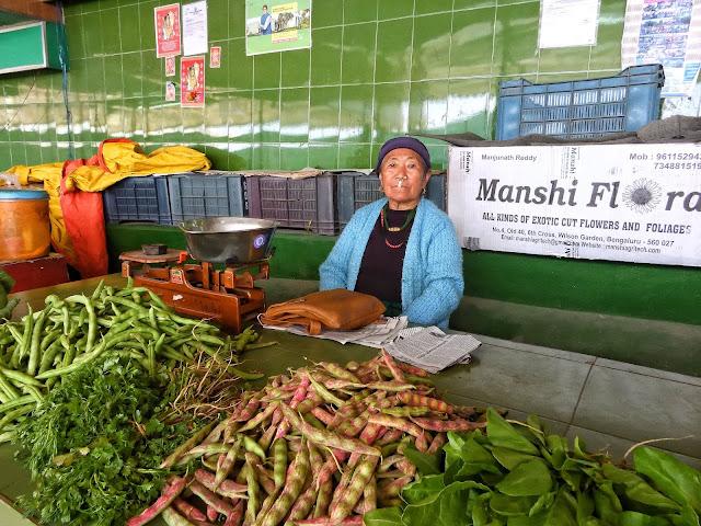 Gangtok's Organic Market