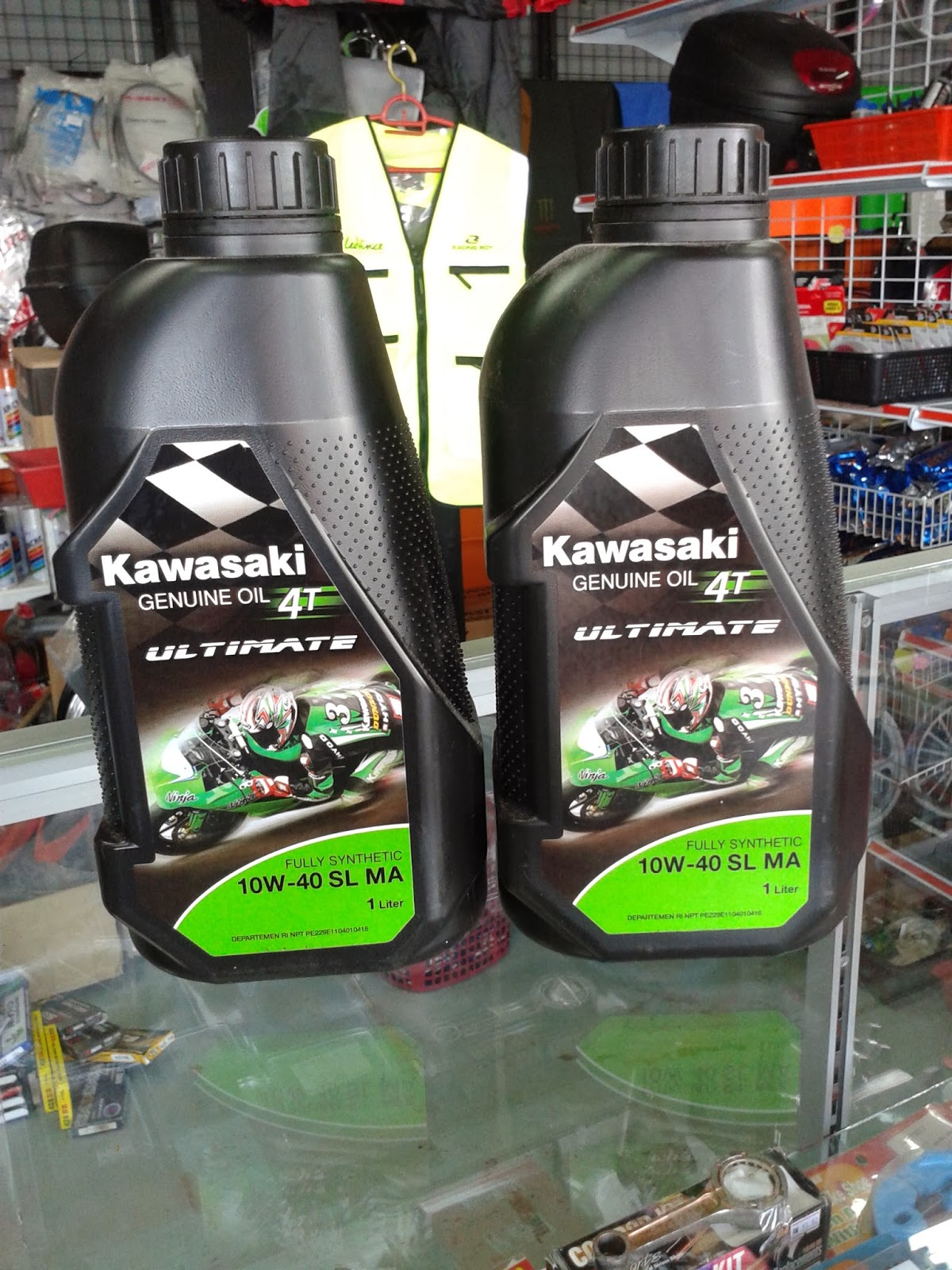ride first, worry later!!: kawasaki klx150s engine oil change