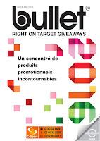 Catalogue Bullet 2016 : Objets Publicitaires